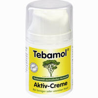 Teebaumöl Aktiv-creme   50 ml
