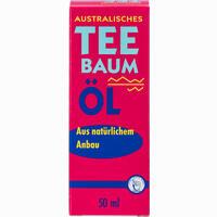 Teebaumoel Hautrein 50 ml