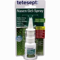 Abbildung von Tetesept Nasen Gel- Spray Nasendosierspray 20 ml