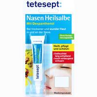 Abbildung von Tetesept Nasen Heilsalbe  5 g