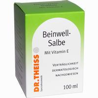 Abbildung von Theiss Beinwellsalbe  100 ml
