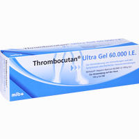 Thrombocutan Ultra Gel 60000  Gel 100 g