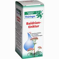 Thüringer Baldriantinktur  50 ml