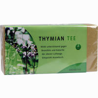 Thymian Tee Filterbeutel 25 Stück