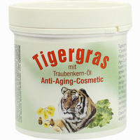 Abbildung von Tigergras- Creme mit Traubenkernöl  250 ml