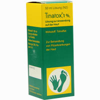Abbildung von Tinatox Lösung 50 ml