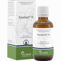 Abbildung von Tondinel H Tropfen 50 ml