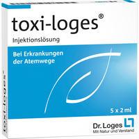 Abbildung von Toxi- Loges Injektionslösung Ampullen 5 x 2 ml