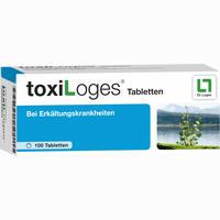 Toxi-loges  Tabletten 100 Stück