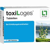 Toxi-loges  Tabletten 200 Stück