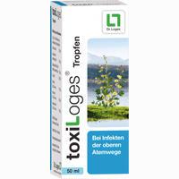 Abbildung von Toxi Loges Tropfen 50 ml