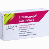 Abbildung von Traumasept Ovula 10 Stück