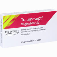 Traumasept  Ovula 5 ST