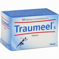 Abbildung von Traumeel S Tabletten 50 Stück