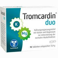 Abbildung von Tromcardin Duo Tabletten 90 Stück