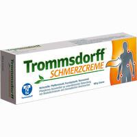 Abbildung von Trommsdorff Schmerzcreme  100 g