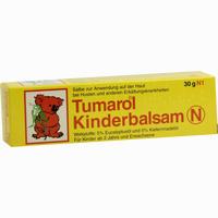 Tumarol Kinderbalsam N  Salbe 30 g
