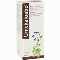 Abbildung von Umckaloabo Lösung 20 ml
