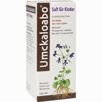 Abbildung von Umckaloabo Saft für Kinder Sirup 120 ml