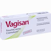 Abbildung von Vagisan Feuchtcreme Cremolum Vaginalzäpfchen 16 Stück