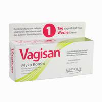 Abbildung von Vagisan Myko Kombi (1- Tagestherapie) Kombipackung 1 Packung