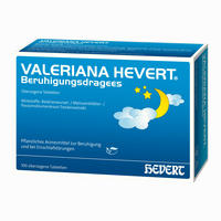 Valeriana Hevert Beruhigungsdragees   100 Stück