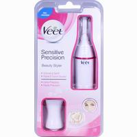 Abbildung von Veet Sensitive Precision Haar Trimmer Rasierer 1 Stück