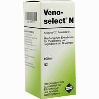 Abbildung von Venoselect N Tropfen 100 ml