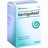 Vertigoheel  Tabletten 250 Stück