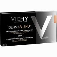 Abbildung von Vichy Dermablend Korrigierendes Kompakt- Creme- Make- Up 45 Gold 10 ml