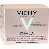 Vichy Idealia Für Trockene Haut Creme 50 ml