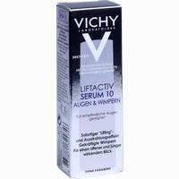 Abbildung von Vichy Liftactiv Serum 10 Auge & Wimpern Creme 15 ml