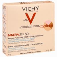 Abbildung von Vichy Mineralblend Mosaik- Puder Medium  9 g