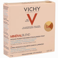 Abbildung von Vichy Mineralblend Mosaik- Puder Tan  9 g