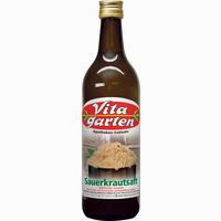 Vitagarten Sauerkrautsaft  750 ML