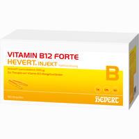 Vitamin B 12 Hevert Forte Injekt Amp. 100x2 ml