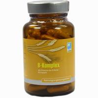 Vitamin B-komplex 60 Kapseln   60 Stück