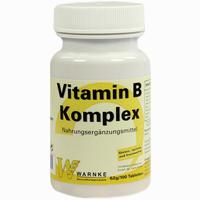 Vitamin B Komplex  Tabletten 100 Stück
