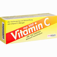 Vitamin C 200mg  Tabletten 50 Stück