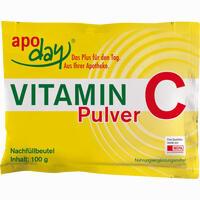 Vitamin C Beutel  Pulver 100 g