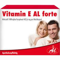 Vitamin E Al Forte  Kapseln 50 Stück