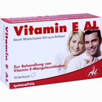 Vitamin E Al  Kapseln 100 Stück