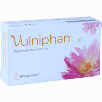 Abbildung von Vulniphan Vaginalovula  10 Stück