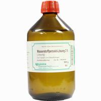 Wasserstoffperoxid-lösung 3%   Pharmachem 500 G