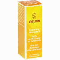 Weleda Calendula-massageöl  öl 10 ml
