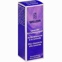 Weleda Lavendel-entspannungsöl öl 10 ml