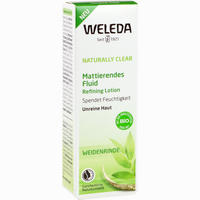 Abbildung von Weleda Naturally Clear Mattierendes Fluid  30 ml