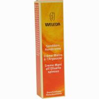 Weleda Sanddorn-Handcreme 10 ml