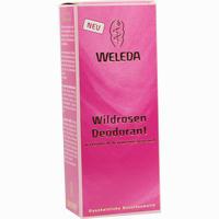 Weleda Wildrosen Deodorant 100 ml