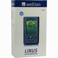 Wellion Linus Blutzuckermessgerät Set Mg/Dl 1 Stück